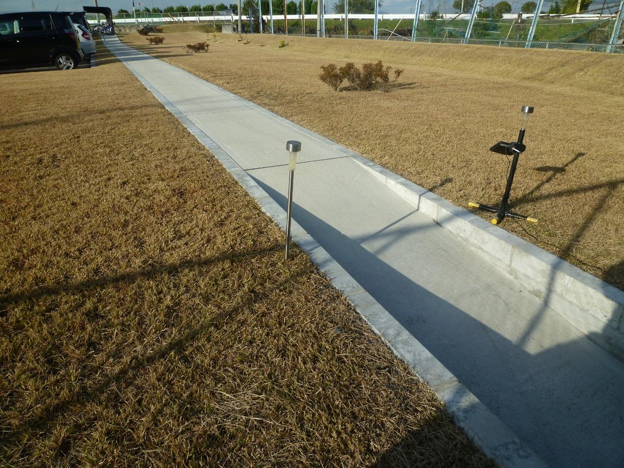 駐車・駐輪エリア新設に伴う門扉・舗装新設工事